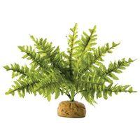 roślina sztuczna – paproć boston fern rozmiar s marki Exo terra