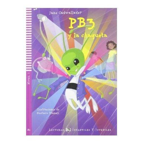 Lecturas ELI Infantiles y Juveniles - PB3 y la chaqueta + CD Audio, oprawa miękka
