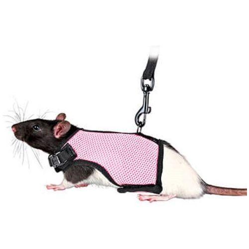 TRIXIE Szelki pełne dla szczura lub świnki morskiej 61511