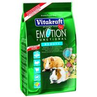 Vitakraft Emotion Beauty dla świnki morskiej 600g