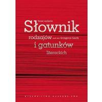 Słownik Rodzajów I Gatunków Literackich, Wydawnictwo Naukowe PWN