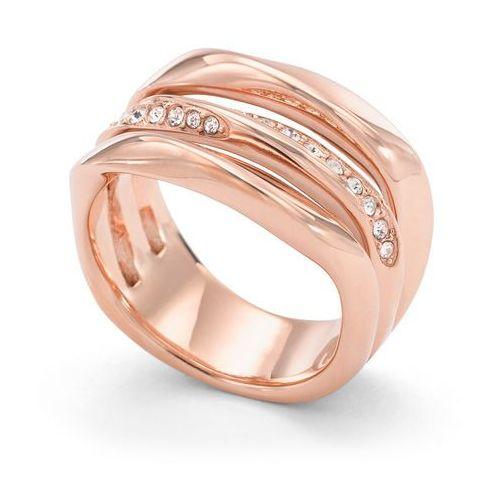 Biżuteria - pierścionek jf01321791503 160 rozmiar 10 - sale -30% marki Fossil