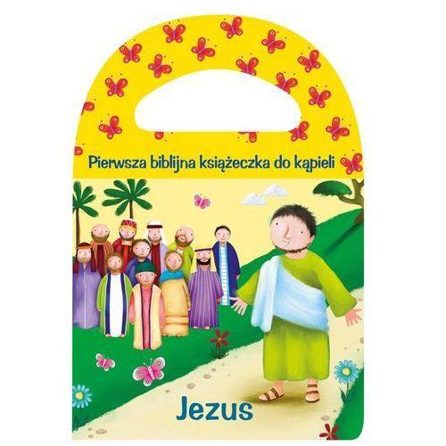 Piszcząca seria kąpielowa Jezus - Dostawa 0 zł