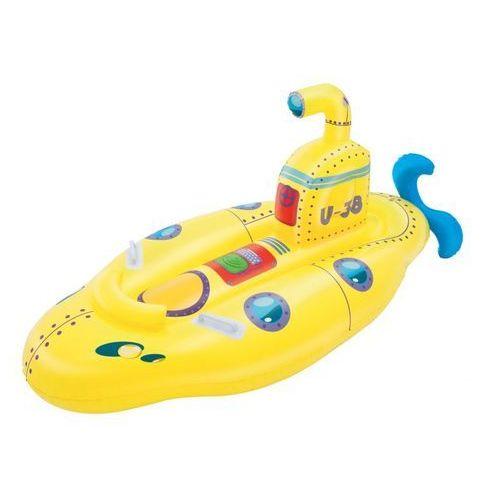 żółta łódź podwodna 165x86 cm marki Bestway