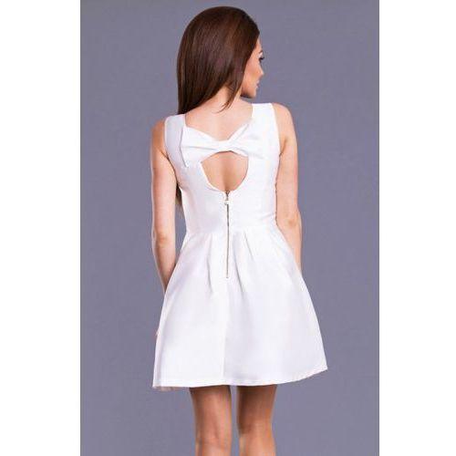 Drole de copine sukienka - perłowy 8714-1