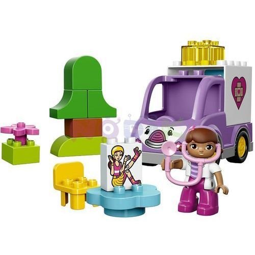 DUPLO Klinika 10606 (Lego)