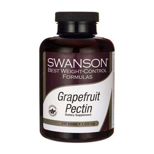 Swanson Pektyny grapefruita 1000mg 240 tabl