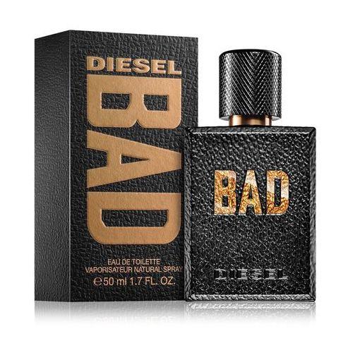 Diesel bad edt 50 ml dla panów - Promocyjna cena