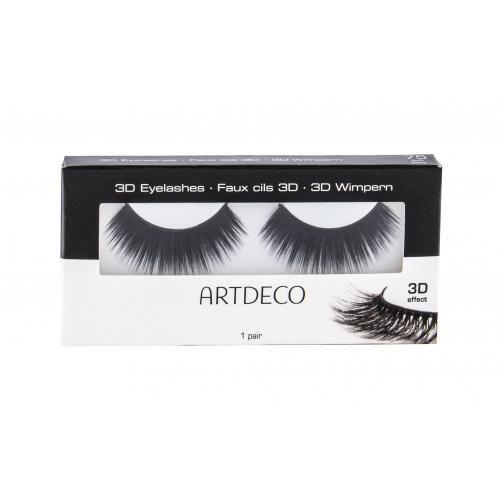 Artdeco 3d eyelashes sztuczne rzęsy 1 szt dla kobiet 75 lash boss - Najlepsza oferta
