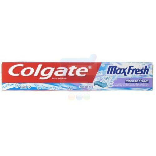Pasta do zębów max fresh intense foam 125ml Colgate