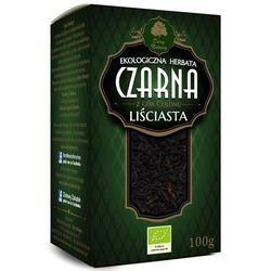 Czarna herbata  DARY NATURY - herbatki BIO