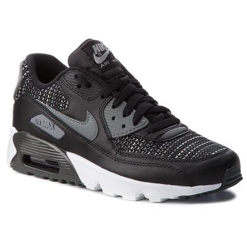 factory price 76474 d35dd Buty - air max 90 mesh se (gs) aa0570 002 black cool grey