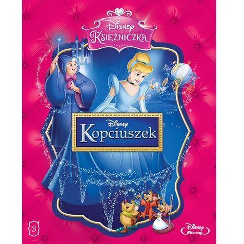 Kopciuszek (Blu-Ray) - Hamilton Luske, Wilfred Jackson, DARMOWA DOSTAWA KIOSK RUCHU