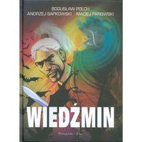 Wiedźmin Wydanie kolekcjonerskie - ATRAKCYJNE PROMOCJE! - Bezpłatny ODBIÓR OSOBISTY BIAŁYSTOK, Andrzej Sapkowski