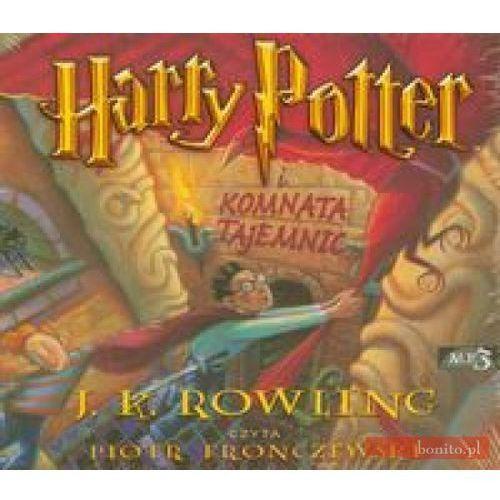 AUDIOBOOK Harry Potter i Komnata Tajemnic (2 str.)