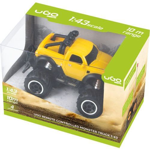 Samochód zdalnie sterowany UGO Monster Truck