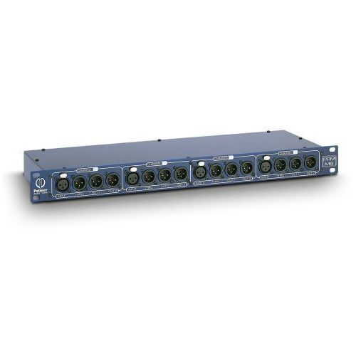 Palmer Pro PRMMS 4-kanałowy rozdzielacz mikrofonowy