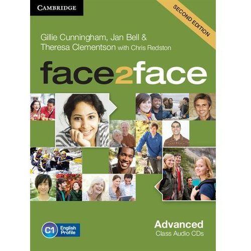 face2face Advanced Class Audio 3CD