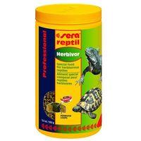 reptil professional herbivor - pokarm dla gadów roślinożernych 250ml marki Sera