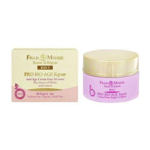 Frais Monde Pro Bio-Age Repair Anti Age Face Cream 30 Years 50ml W Krem do twarzy