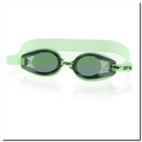 1200 AF 26 GREEN/SMOKE OKULARKI SPURT