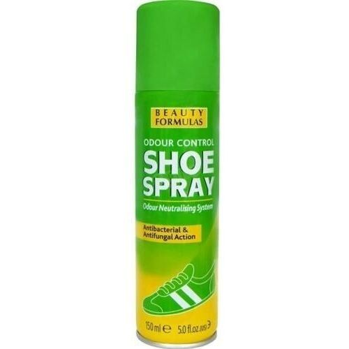 Dezodorant do butów antybakteryjny i przeciwgrzybiczy 150ml Beauty formulas - Super oferta