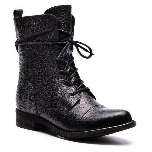 8f0ea0dacae43 Botki - Dalma 34705-01-00 Black (Kazar) opinie + recenzje - ceny w ...