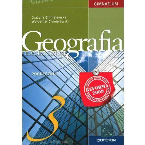 Geografia GIM KL 3. Podręcznik (2011) (924 str.)