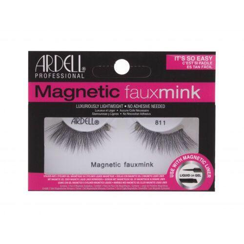 Ardell magnetic lashes faux mink 811 sztuczne rzęsy 1 szt dla kobiet black - Bardzo popularne