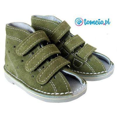 Buty profilaktyczne dla dzieci Adamki tomcio.pl - obuwie profilaktyczne dziecięce