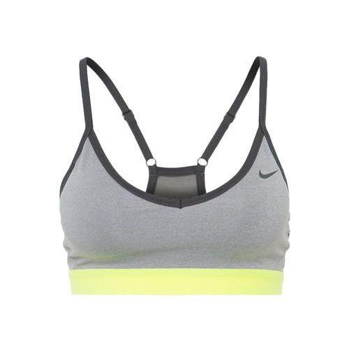 Nike Performance PRO INDY Biustonosz sportowy grey, 620273