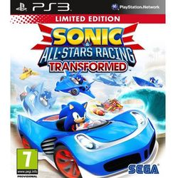 Sonic & Sega All-Stars Racing Transformed (PS3)