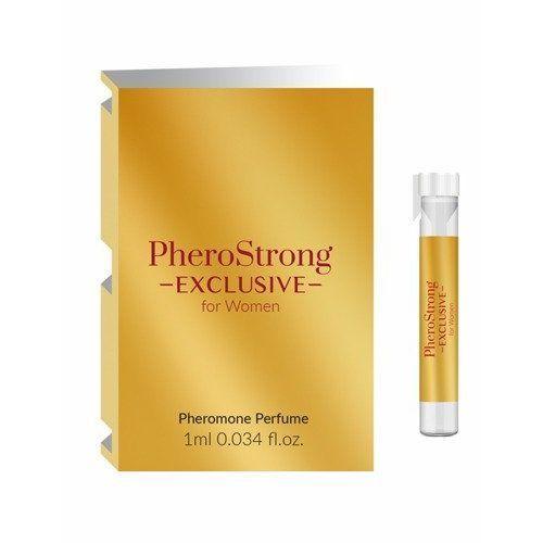 Pherostrong Exclusive women 1 ml perfumy (5905669259446)