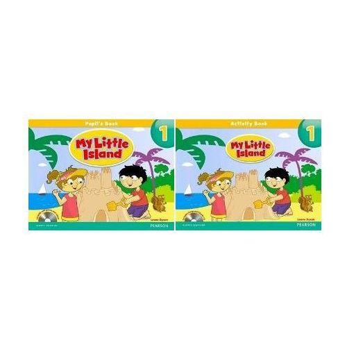 My Little Island 1, Pupil&#39s Book (podręcznik) plus CD-ROM (9781447913580)