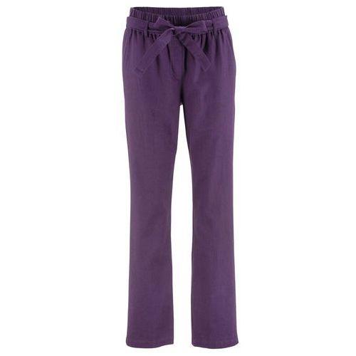 7442ad2d1d76b2 Czarne spodnie w kant (Far Far Fashion) - sklep SkladBlawatny.pl
