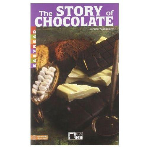 The story of chocolate level one, oprawa miękka