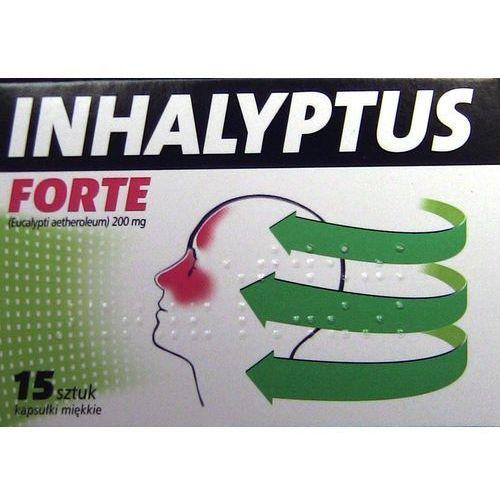 Inhalyptus forte 200 mg x 15 kaps