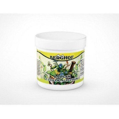 BERGHOF Balsam do ciała zioła alpejskie 250ml