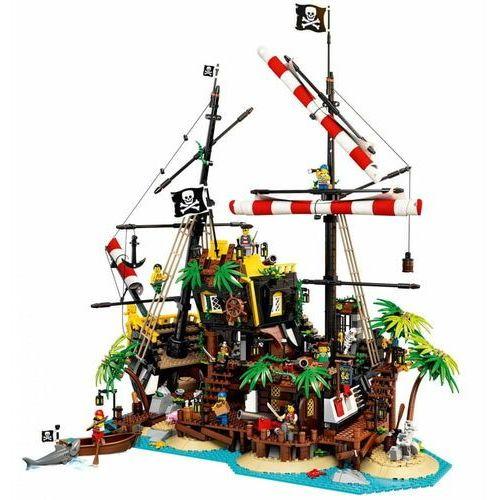 Lego IDEAS Zestaw piraci z zatoki barakud 21322