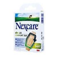 3m health care Plaster nexcare 3m comfort 360 x 30sztuk