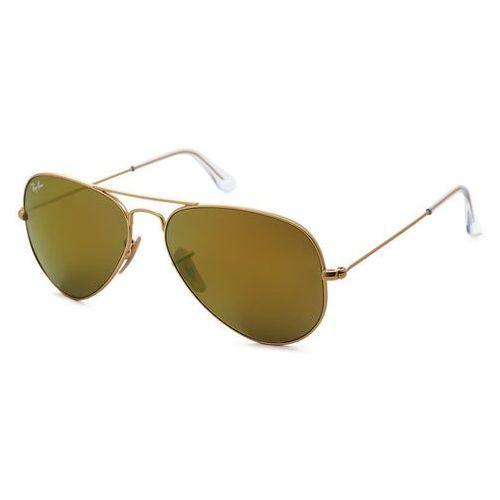1b68f3964e627c Ray-Ban Okulary słoneczne rb3025 aviator flash lenses 112 93 Ray-ban