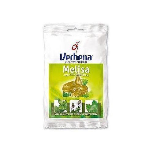Verbena melisa cukierki ziołowe 60g