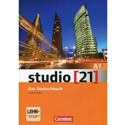 Studio 21 A1.2 KB+UB /DVD gratis/, oprawa miękka