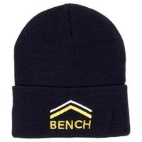 czapka z daszkiem BENCH - Turn Up Beanie With Graphic Night Sky (BL11355)