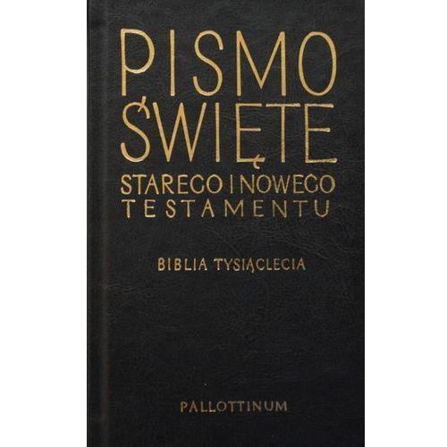 Pismo Święte Starego i Nowego Testamentu Biblia Tysiąclecia, oprawa twarda