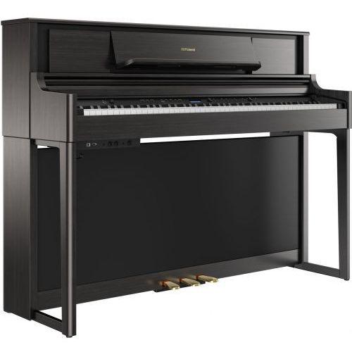 lx 705 ch pianino cyfrowe kolor czarny marki Roland