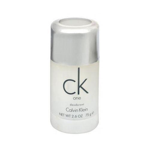 Calvin Klein CK One, dezodorant w sztyfcie, 75ml