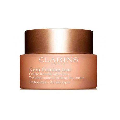 Extra firming day cream all skin types (w) ujędrniający krem do twarzy na dzień 50ml Clarins