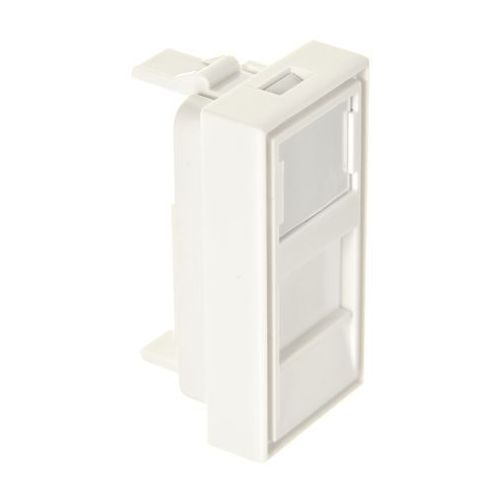 ALANTEC Adapter 22,5x45 z przesłoną na 1 moduł keystone OS002 - odbiór w 2000 punktach - Salony, Paczkomaty, Stacje Orlen