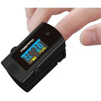 Pulsoksymetr na palec ChoiceMMed OxyWatch z sygnalizacją dźwiekową (6942820410833)